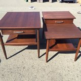 Kent Coffey Mid century end tables in Los Angeles, California