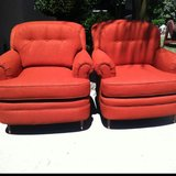 2 Mid-Century Lounge Chairs in Los Angeles, California