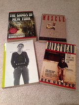 Assorted Sociology reference books in Batavia, Illinois