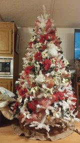 7 1/2 Foot Prelit Christmas Tree in Leesville, Louisiana