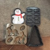 holiday molds in Fairfield, California
