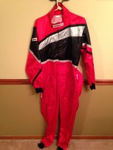 Racing suit in Naperville, Illinois