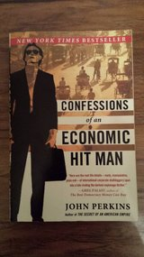 Confessions of an Economic Hitman by John Perkins in Kingwood, Texas