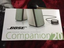 Bose Companion 20 Speakers in Camp Casey, South Korea