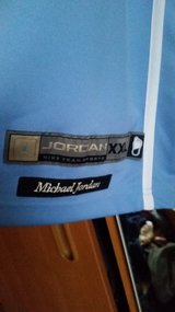 Nike Michael Jordan Carolina jersey xxl in Ramstein, Germany