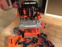 Kids Tool Bench and Extras in Joliet, Illinois