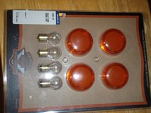 Harley Davidson turn signal lens kit NIP in Barstow, California