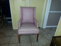 antique side chair from the 40's in Houston, Texas