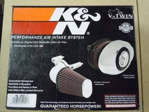 K&N RK-3910-1 Air Cleaner Assembly in Spangdahlem, Germany