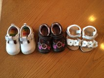 Toddler Girl Shoes-Size 3 in Naperville, Illinois