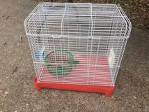 Hamsters Cage almost new in Houston, Texas