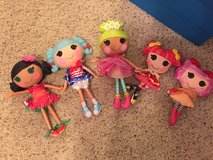 Lalaloopsy dolls in Kingwood, Texas