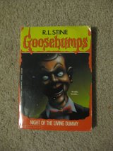 R.L. Stine Night of the living Dummy in Hinesville, Georgia