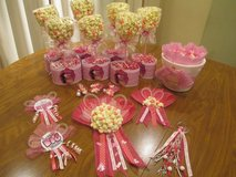 Baby shower invitations and decorations in Fort Bliss, Texas
