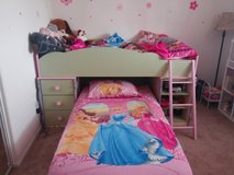 REDUCED REDUCED REDUCED !!!! Ashley's girls 7 piece bedroom set in Barstow, California