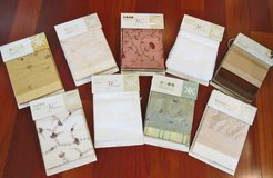 Fabric Samples Lot of 10 in Conroe, Texas