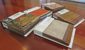 Fabric Samples Lot of 5 in Conroe, Texas