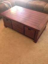 Coffee table in Lawton, Oklahoma