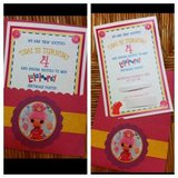 Party invitations in Fort Bliss, Texas