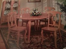 NEW Solid Wood Kitchen Table ( no chairs) in Joliet, Illinois