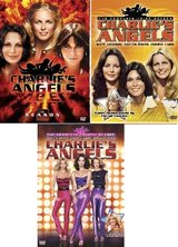 Charlies Angels seasons 2, 3, and 4. (Brand New) in Oceanside, California