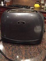 Oster 2 slice TOASTER in Baytown, Texas