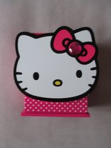 Girls Hello Kitty Armoire Jewelry Box LIKE NEW!! Hot Pink, Cute and nice!! in Shorewood, Illinois