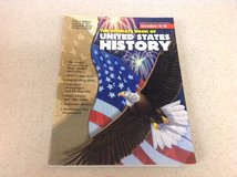 """NEW COMPLETE BOOK OF THE UNITED STATES HISTORY"""" in Camp Lejeune, North Carolina"""
