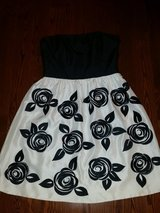 White House Black Market WHBM floral bustier dress in Bolingbrook, Illinois