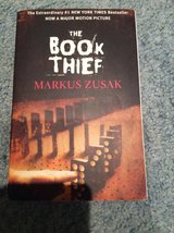 The book thief(Marcus Zusak) in Naperville, Illinois