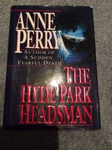 The Hyde Park Headsman(Anne Perry) in Naperville, Illinois