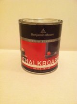 Benjamin Moore Chalkboard Paint in Chicago, Illinois