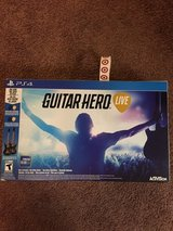 Ps4 guitar live W/ 2 remote in Vacaville, California