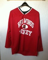 XXL Red Wings Jersey in Naperville, Illinois
