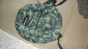 back pack in Fort Campbell, Kentucky