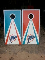 Custom Corn Hole Games in Macon, Georgia