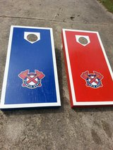 Personalized Corn Hole Games in Warner Robins, Georgia
