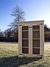 Wood pie safe rack cabinet jelly cupboard in Camp Lejeune, North Carolina