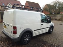Ford transit connect in Lakenheath, UK
