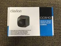 Clarion Vehicle Rear Vision Color Camera in Camp Lejeune, North Carolina