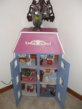 Antique Doll House Complete Furniture People in Elgin, Illinois