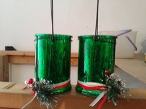 New candle holders in St. Charles, Illinois