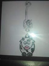 cartoon cow belly ring in Camp Lejeune, North Carolina