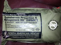 Hypothermia prevention in 29 Palms, California