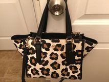 Cheetah Coach purse authentic in Fort Campbell, Kentucky