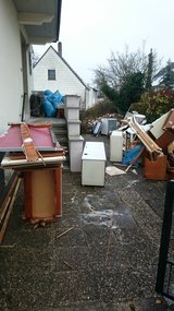 FRIDAY JUNK REMOVAL/TRASH PICK UP/HAULING/GARBAGE DISPOSAL/MOVING/DELIVERY in Ramstein, Germany