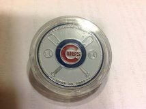 CHICAGO CUBS COIN in Oswego, Illinois
