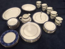 Royal Doulton Bone China Atlanta pattern in St. Charles, Illinois