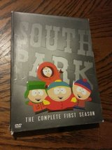 South Park The First Season 3-disc DVD set in Cherry Point, North Carolina