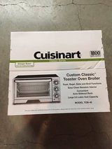 CUISINART Custom Classic Toaster Oven Broiler in Travis AFB, California